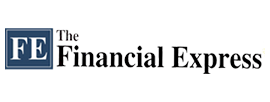 The Financial Express Logo